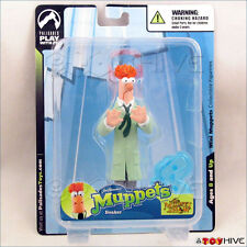 Muppets mini Beaker collectible figurine made by Palisades Toys