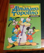Almanacco Topolino n° 1/1969 -  con Cartolina Abbonamanto (ottime condizioni)