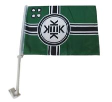 "Kek Flag Kekistan 12"" x 18"" Car Window Flag"