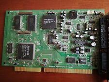 Tarjeta de sonido ISA  Sound BLASTER  AWE64 MODELO CT4500