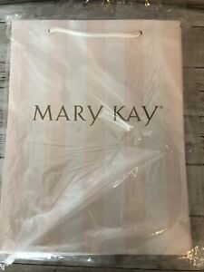 Lot of Mary Kay Handled Gift Bags Stripped Mens Journey Bellara Clear