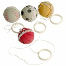 12  Sports Return Balls Party Favors  Team Outside Game