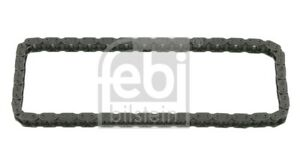 Oil Pump Timing Chain fits FORD MONDEO Mk3 2.0D 03 to 07 1096220 1235939 Febi