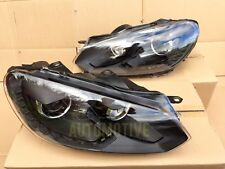 Golf MK6 GTD R20 Black Inner Headlights LED DRL Bi Xenon GTI TSI RHD 2009+ UK