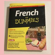french for dummies paperback!