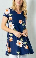 Women's Longline Tunic Top,Size UK 20/22,ACTING PRO DESIGNER BRAND,BNWT,RRP£42