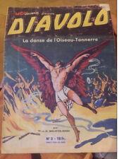C1 DIAVOLO  # 2 1948 Mon Journal LA DANSE DE L OISEAU TONNERRE Besseyrias