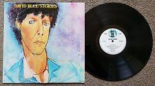 DAVID BLUE - STORIES - OZ ASYLUM LABEL FOLK LP - 1972