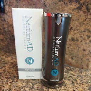 NeriumAD Age Defying Face Night Cream 30 ml/1 fl. Oz. New  Nerium Formula