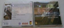 GEORGES HALDAS (CD) UNE FIGURE UNE VOIX