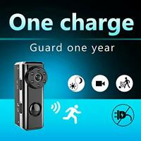 PIR LongStandby Spy Hidden Security Camera Micro Nanny Cam Small Video Recorder