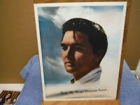 Elvis Presley Four Poster mini lot (4)