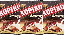 SET OF 3 BAGS Kopiko Cappuccino Cappucino Coffee Candy 4.23 oz ~28 pcs per bag