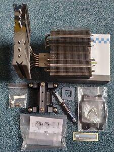 Prolimatech Genesis CPU-Kühler mit Zubehör