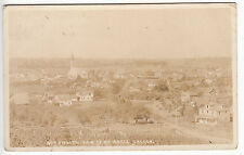 Rppc - Mt. Angel, Or - Panoramic Town View - 1921