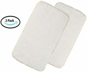 Pet Mat 2 pack Soft Furry Mat Pad Bed for Pet Carrier Dog Cat liner Washable