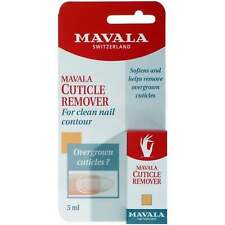 Mavala Cuticle Remover Softens & Helps Remove Overgrown Cuticles 5ml