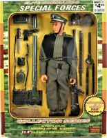 """Elite Commando Special Forces Collector Series Military Doll Action Figure 11.5"""""""