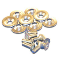 Burton Style Snowboard Binding Hardware 14 mm Screws Washers