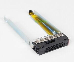 "Lenovo 03T8147 2.5"" SAS SATA Caddy Tray RD650 RD550 RD450 RD350 TD450 TD350 SSD"