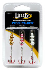 *New Lindy Perch Talker 3 Pack Ice Spoon Kit 1/8oz Pk3Ldy2