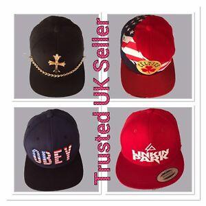NEW LINKIN PARK CELTICS OBEY CROSS BASEBALL CAP SNAPBACK NEW ERA FITTED FLA HAT