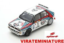 News Lancia Delta HF 5° Rallye Monte Carlo 1992 Philippe Bugalski Spark 1/43