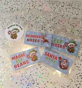 30X Christmas Eve Treat Bags Xmas Eve Box Fillers Stocking Stuffer Job Lot