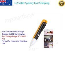AC Electric Voltage Tester Volt Alert Non Touch Pen Detector Sensor 90~1000V