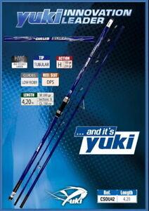 YUKI 'ORUS SURF' Surfcasting Fishing Rod 4.20m 100-250gr Sea Fishing