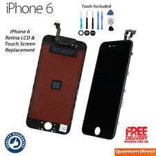 NEW iPhone 6 Retina LCD Digitiser Touch Screen Assembly Replacement - BLACK
