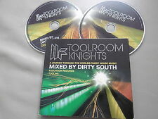 Toolroom chevaliers: mixé by Dirty South 2 CD Digipak Album tool043 House 26