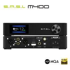 New listing S.M.S.L M400 Mqa Dac Ak4499 Xu216 Full Balanced AptX-Hd Bluetooth5.0 Dsd Decoder
