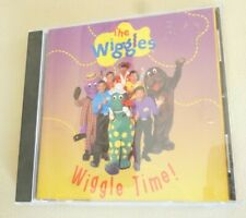 The Wiggles WIGGLE TIME! CD 2000  ABC for KIDS VGC Original Cast