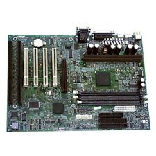 Old Compaq PII Slot 1 Motherboard with: Onboard IDE and Floppy Controllers