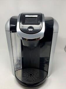 Keurig 2.0 K400 K2.0-400 Brewing System Coffee Maker Black with Filter System