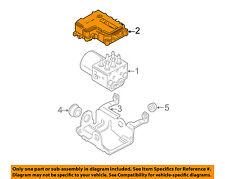 GM OEM Anti-lock Brakes-Control Module 19122252
