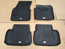 Genuine Land Rover Discovery Sport Rubber Floor Mat Set Mats L550 2015 to 2019