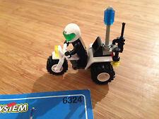 Lego City Town Jr Set 6324 Chopper Cop (1998).