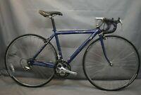 1985 Cannondale ST400 Touring Road Bike 48cm XSmall Shimano 600 TriColor Charity