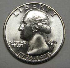 1976-S Silver BU Washington Quarter Shipped FREE Best Price on Ebay Nice Coin