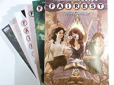 Fairest RACCOLTA # 1 2 3 4 5 6 completa (Panini Paperbacks, 936 pagine) NUOVO