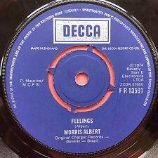Morris ALBERT-sentimenti/venire alla mia vita (Ven un Mi Vida) DECCA FR.13591 In buonissima condizione