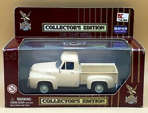 FORD 1953 F-100 Pick Up Truck Die Cast ROAD LEGENDS 1:43 Scale
