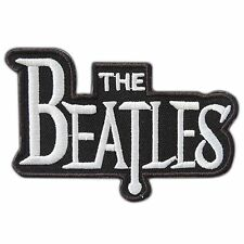 "The Beatles Music Rock Band Embroidered Iron Sew On Patch Appliques 3.7""X1.8"""