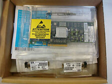 HP 571519-002 42B host bus adapter (HBA) 2-ports, PCIe to fibre channel slot 4GB