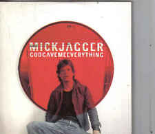 Mick Jagger-God Gave Me Everything cd single