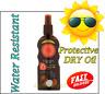 Cabana Sun Deep Tanning Dry Oil Spray Coconut Water Resistant 200 ml SPF 15