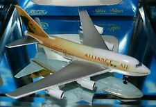 Schabak 1:600 Scale Diecast 2919-196 Alliance Airlines Boeing 747SP Limited Ed