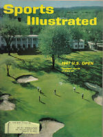 1961 Jun.12 Sports Illustrated, magazine, Golf, U.S. Open Toughest Course of All